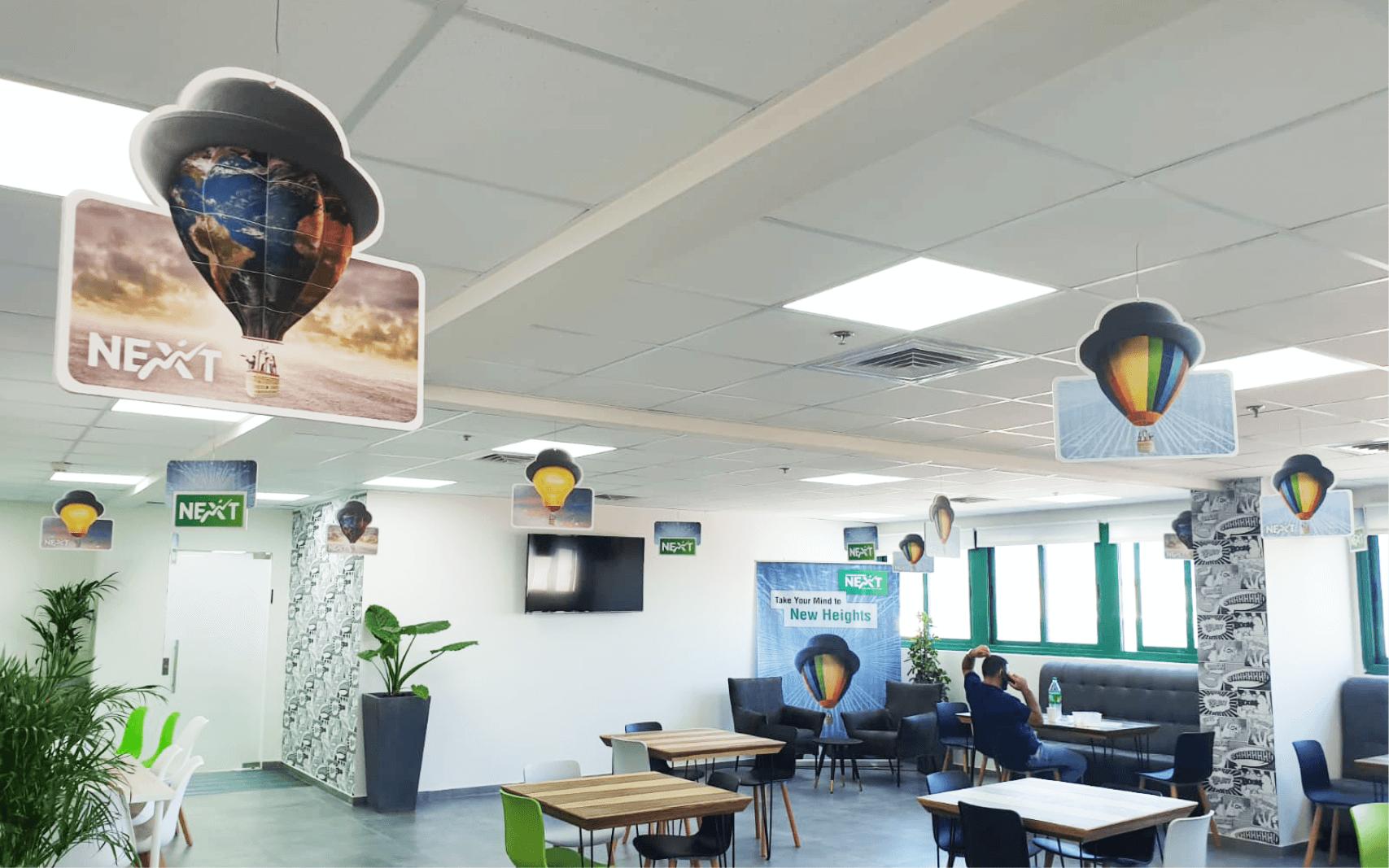 חדשנות - מיתוג המשרד